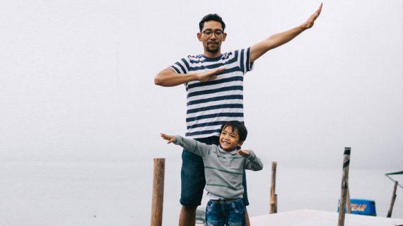 4 Hal Penting untuk Mendidik Anak di Rumah
