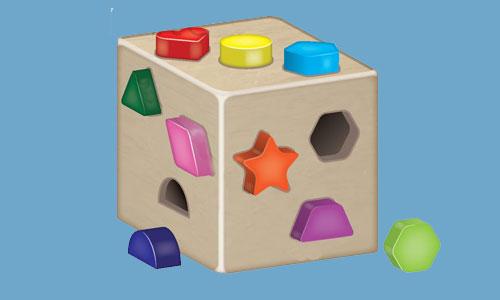 Permainan-Edukasi-Mencocokan-Bentuk-Untuk-Anak-Balita