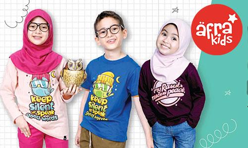 Baju-Muslim-Anak-Afra-Kids