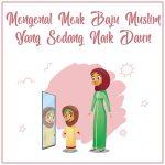 Baju Muslim Anak yang Sedang Naik Daun