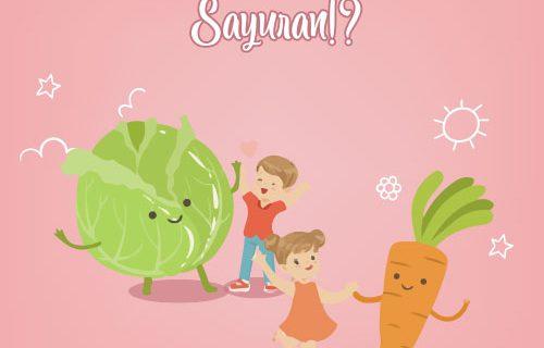 Anak Susah Makan Sayuran Coba Cara Ini!