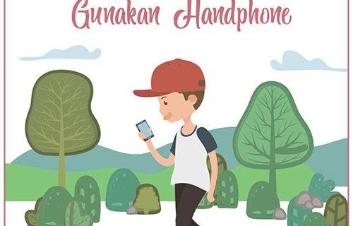 Aturan Anak Pakai Ponsel Segera Terapkan!