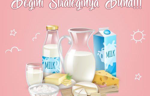 Anak Tidak Mau Minum Susu, Apa Yang Harus Bunda Lakukan?