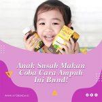 Solusi Anak Susah Makan Coba Cara Ampuh Ini Bund!